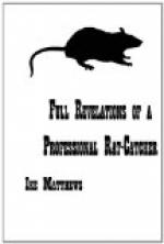 Full Revelations of a Professional Rat-catcher by