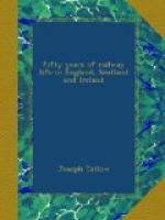 Fifty Years of Railway Life in England, Scotland and Ireland by