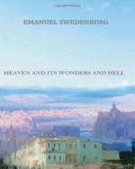Heaven and its Wonders and Hell by Emanuel Swedenborg