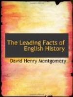 The Leading Facts of English History by David Henry Montgomery