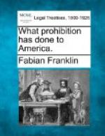 What Prohibition Has Done to America by