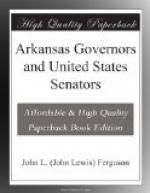 Arkansas Governors and United States Senators by