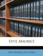 Effie Maurice by