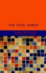 The Trail Horde by