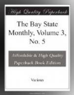 The Bay State Monthly, Volume 3, No. 5 by