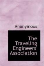 The Traveling Engineers' Association by