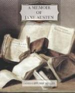 Memoir of Jane Austen by