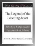 The Legend of the Bleeding-heart by