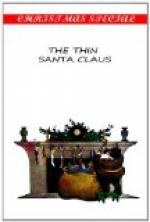 The Thin Santa Claus by Ellis Parker Butler