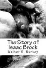 The Story of Isaac Brock by
