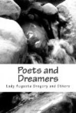 Poets and Dreamers by Augusta, Lady Gregory