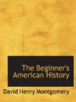 The Beginner's American History by David Henry Montgomery