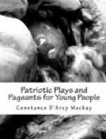 Patriotic Plays and Pageants for Young People by