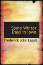Some Winter Days in Iowa by