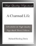 A Charmed Life by Richard Harding Davis