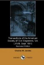 Transactions of the American Society of Civil Engineers, Vol. LXVIII, Sept. 1910 by