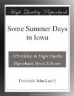 Some Summer Days in Iowa by