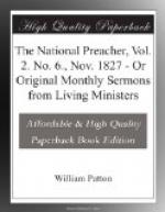 The National Preacher, Vol. 2. No. 6., Nov. 1827 by
