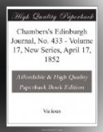 Chambers's Edinburgh Journal, No. 433 by