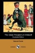 The Great Panjandrum Himself by Samuel Foote