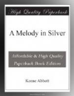A Melody in Silver by