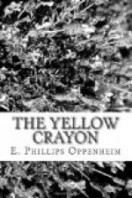 The Yellow Crayon by E. Phillips Oppenheim