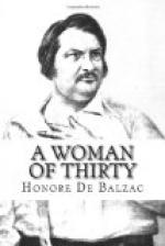 A Woman of Thirty by Honoré de Balzac
