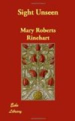 Sight Unseen by Mary Roberts Rinehart