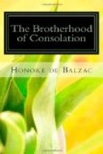 The Brotherhood of Consolation by Honoré de Balzac