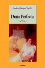 Dona Perfecta by Benito Pérez Galdós