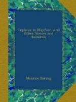 Orpheus in Mayfair and Other Stories and Sketches by Maurice Baring