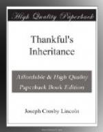 Thankful's Inheritance by
