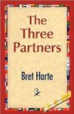 The Three Partners by Bret Harte