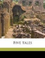 Five Tales by John Galsworthy