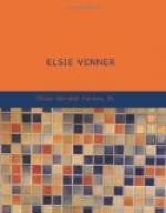Elsie Venner by Oliver Wendell Holmes, Sr.
