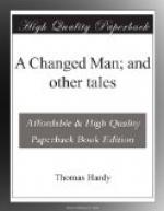 A Changed Man; and other tales by Thomas Hardy