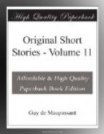 Original Short Stories — Volume 11 by Guy De Maupassant