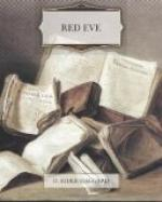 Red Eve by H. Rider Haggard