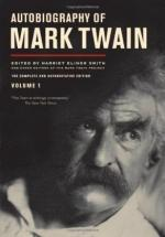 Mark Twain's Burlesque Autobiography by Mark Twain