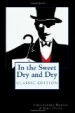 In the Sweet Dry and Dry by