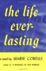 The Life Everlasting; a reality of romance by Marie Corelli