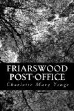 Friarswood Post Office by Charlotte Mary Yonge