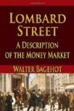 Lombard Street : a description of the money market by Walter Bagehot