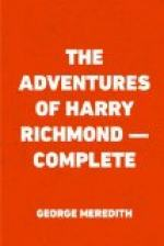 The Adventures Harry Richmond — Complete by George Meredith