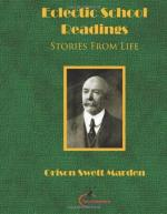 Eclectic School Readings: Stories from Life by Orison Swett Marden