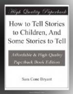 How to Tell Stories to Children, And Some Stories to Tell by Sara Cone Bryant