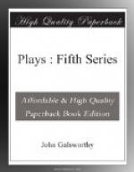 Plays : Fifth Series by John Galsworthy