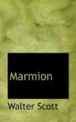 Marmion by Walter Scott