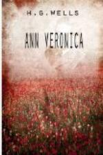 Ann Veronica, a modern love story by H. G. Wells