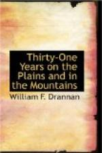 Thirty-One Years on the Plains and in the Mountains, Or, the Last Voice from the Plains by